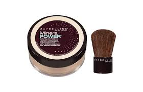 maybelline mineral power in translucent