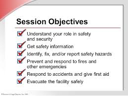Employee Safty New Employee Safety Orientation Ppt Download