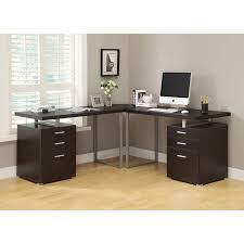 L-Shaped Computer Desk | Hayneedle