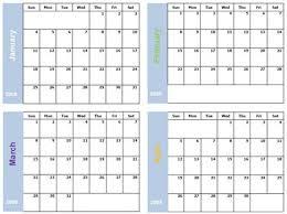 printable 6 month calendar 2019 printable calendar 4 months per page printable 6 month calendar