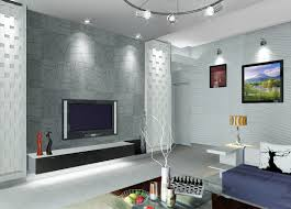 Wall Tv Decoration Blue Living Room Decorating Ideas Tv Wall Design Ideas In Living
