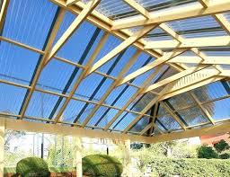 clear roof panels pergola corrugated plastic panel home depot