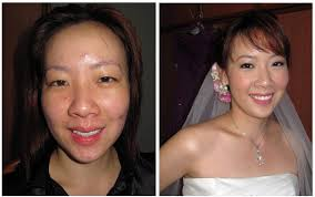 bridal makeup artist singapore professional consultant liren neo bridal makeup artist for brides with skin issues