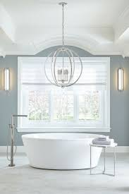 best bathroom lighting. The Modern Orb Silhouette Of Corinne Pendant Light Collection By Feiss Features An Inlay Crystal Best Bathroom Lighting O