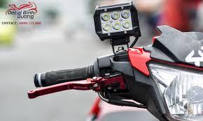 TQ - Đèn Led C6 - Đèn Trợ Sáng Xe Máy Chất Lượng Giá Tốt Nhất