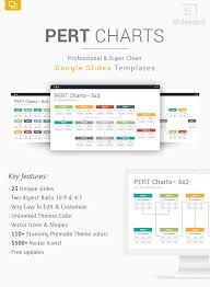 Pert Chart Google Docs Pert Charts Google Slides Template Designs Slidesalad