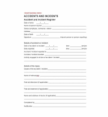 60+ Incident Report Template [Employee, Police, Generic] - Template Lab
