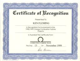 free recognition certificates 020 recognition certificate template free ideas beautiful of