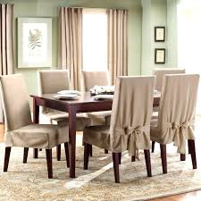dining room seat covers you can look slipcovered dining chairs with arms you can look loose