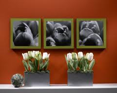 black and white tulip wall art on black and white tulip wall art with black and white tulip wall art favecrafts