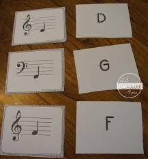 Free Music Note Flashcards 123 Homeschool 4 Me