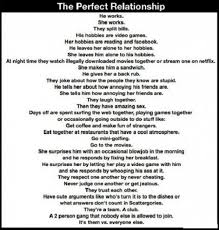Meme defining 'The Perfect Relationship' goes viral | SHEmazing! via Relatably.com