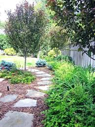 recycled glass for landscaping tumbled glass mulch river rock walkway landscape traditional with bark mulch glass