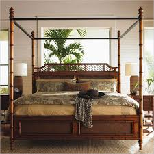 20 Fascinating Bamboo Canopy Beds and Daybeds - My Decor - Home ...