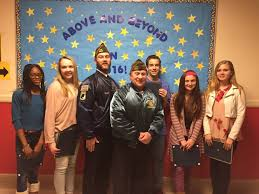 local vfw celebrates patriots pen and voice of democracy essay patriots pen voice of democracy winners credits roxbury township public schools