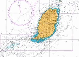Nautical Charts Grenada Marine Chart Cb_gb_0797_0 Nautical Charts App