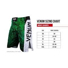Venum Amazonia 5 0 Fight Shorts Bjj Mma Green