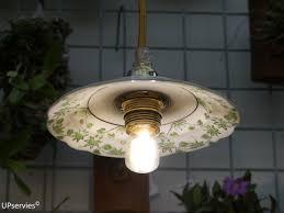 Modern Minimalist Industrial Led Pendant Lighting With Vintage Bone