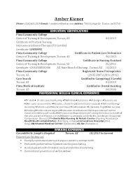 Free Lpn Resume Templates Resumes Examples Resume Template Resume