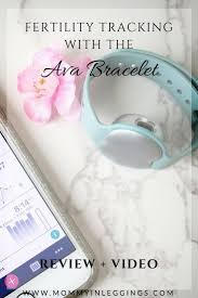 Tracking Your Fertility With The Ava Bracelet Bloggers