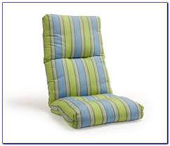high back patio chair cushions patios