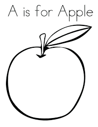 Best Of Fruits Coloring Pages Pdf For Apple Color Pages Fruit Color
