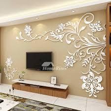 living room wall decor 3d acrylic