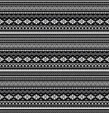 background tumblr tribal black and white. Bf Vector Aztec Seamless Pattern Tribal Black White Background In Tumblr And