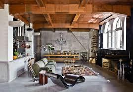 Decorating Lofts Home Design Ideas - Loft apartment brick