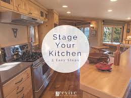Kitchen Staging 5 Easy Steps To A Perfectly Staged Kitchen Revive Interior Design