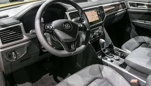 2018 volkswagen atlas interior. exellent 2018 2018 vw atlas review news engine specs and price to volkswagen atlas interior i