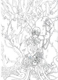 black butler coloring pages gallery of sebastian 20 page