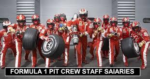 Il marchio del cavallino ha istituito una nuova figura professionale nel suo organigramma. Formula 1 Pit Crew Members Salaries 2021 Revealed