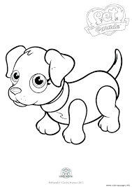 Disney Puppy Dog Pals Coloring Pages Puppy Coloring Pages For Kids