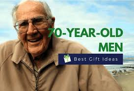 18 gifts for a 70 year old man