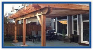 custom wood patio covers. Interesting Patio Custom Wood Patio Covers Nice For T