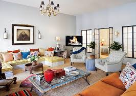 French Eclectic Style New York Apartment Interior Design Files