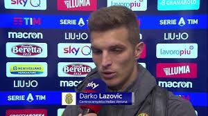 Sky Sport: Bologna-H.Verona 1-1, Lazovic