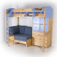 Bunk beds with dressers built in Stylish Loft Bed With Dresser Underneath Pinterest Loft Bed With Dresser Underneath Ideas On Foter