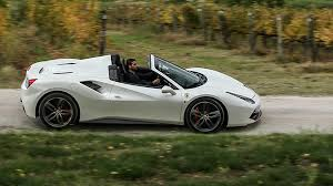 2018 ferrari 488 spider. plain 488 aerodynamics for 2018 ferrari 488 spider