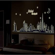 dark romantic bedroom decal