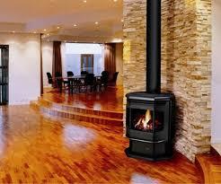 woodburning stove fireplace