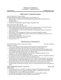 Internship Resume Samples Writing Guide Genius - Shalomhouse.us