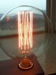 Giant Light Bulb Lamp 1 Huge Large Antique Vintage Edison Style Light Bulb 40w
