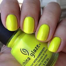 Neon žlutý Lak Na Nehty Sun Kissed China Glaze