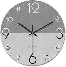 pflife wall clocks battery operated