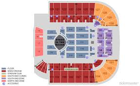 Albertsons Stadium Seating Chart Garth Brooks Tickets Go On Sale This Morning Heres How To