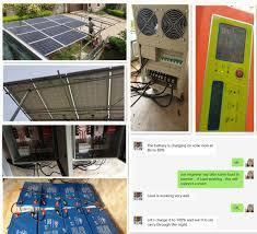 Solar Home Light Set 10kw Solar System Complete Set For Home Lighting Ac Tv Refrigerator Washing Machine Etc