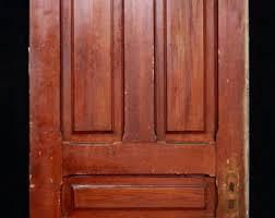 5 panel wood interior doors. 315x89 Antique Victorian Swinging Solid Fir Wood Interior Door 5 Raised Panel Doors R