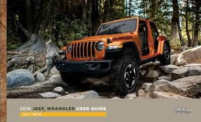 2018 jeep trailcat.  jeep official 2018 jeep jl wrangler owners manual released by fca  with jeep trailcat